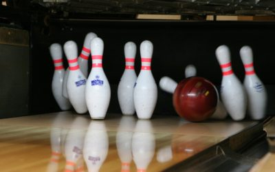 Bowling i pro nejmenší !