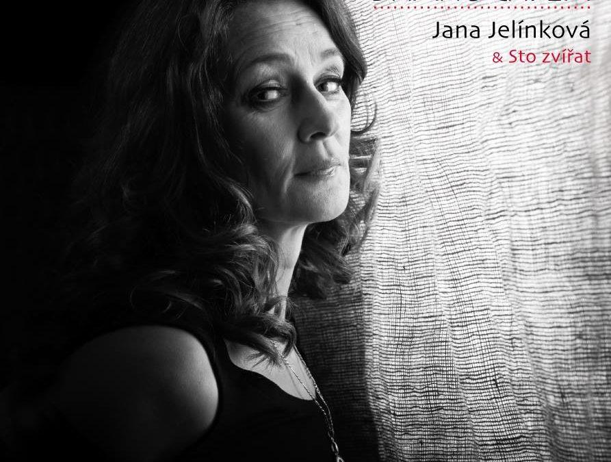 Jana Jelínková & Sto zvířat – DÁMA S ČÁPEM