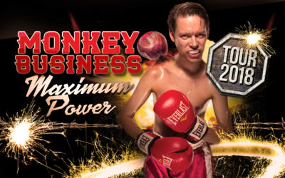 Monkey Business. Maximum Power!